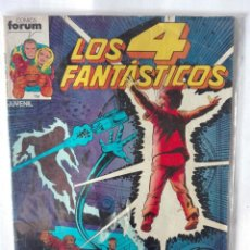 Cómics: LOS 4 FANTÁSTICOS 11 PRIMERA EDICIÓN. Lote 147649146