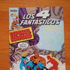 Fumetti: LOS 4 FANTASTICOS Nº 36 - FORUM (A1). Lote 146092118