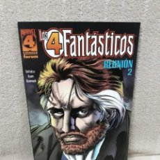 Cómics: LOS 4 FANTÁSTICOS - REUNIÓN 2 - FORUM. Lote 146093994