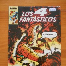 Fumetti: LOS 4 FANTASTICOS Nº 41 - FORUM (A1). Lote 146098094