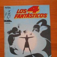 Fumetti: LOS 4 FANTASTICOS Nº 52 - FORUM (A1). Lote 146098666