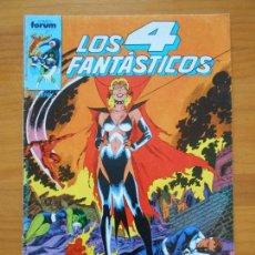 Fumetti: LOS 4 FANTASTICOS Nº 55 - FORUM (A1). Lote 146098786