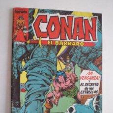 Cómics: CONAN EL BARBARO - Nº 13 MI VENGANZA - FORUM / MARVEL 1983 // JOHN BUSCEMA ERNIE CHAN ROY THOMAS. Lote 146301606