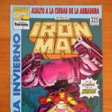 Cómics: IRON MAN - EXTRA INVIERNO - 1993 - ASALTO A LA CIUDAD DE LA ARMADURA 3ª PARTE - FORUM (BJ). Lote 146371070