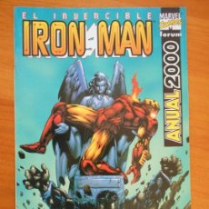 Cómics: EL INVENCIBLE IRON MAN - ANUAL 2000 - MARVEL - FORUM (BJ). Lote 146371418