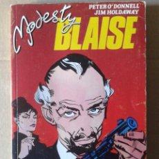 Cómics: RETAPADO MODESTY BLAISE: OBRA COMPLETA -NÚMEROS 1-2-3-4-5-6-7 (COMICS FORUM, 1988-1989).. Lote 146371957