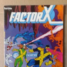 Cómics: FACTOR-X N°1 (COMICS FORUM, 1988). 'BAUTISMO DE FUEGO'. 36 PÁGINAS A COLOR. POR LAYTON Y GUICE. Lote 146372634