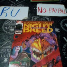 Cómics - Night breed razas de noche 5 forum - 146458388