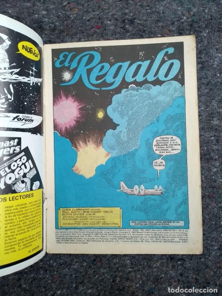 Cómics: Alpha Flight y La Patrulla X nº 22 - El Regalo - Foto 3 - 146490846