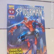 Fumetti: PETER PARKER SPIDERMAN LOMO NEGRO Nº 17 CRISIS DE IDENTIDAD - FORUM -. Lote 146564230