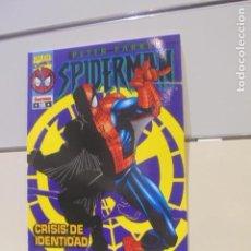 Cómics: PETER PARKER SPIDERMAN LOMO NEGRO Nº 18 CRISIS DE IDENTIDAD - FORUM -. Lote 146564378