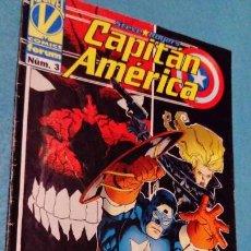 Cómics: CAPITÁN AMÉRICA VOL. 3 Nº 3 STEVE ROGERS (VOLUMEN III) FORUM. Lote 146586782