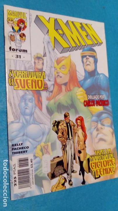 X MEN 31 VOL 2 FORUM (Tebeos y Comics - Forum - X-Men)