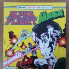 Comics : ALPHA FLIGHT VOL. 1 Nº 45 - FORUM - MUY BUEN ESTADO. Lote 135548013