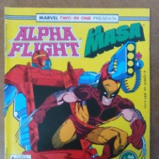 Cómics: ALPHA FLIGHT VOL. 1 Nº 46 - FORUM - COMO NUEVO. Lote 135548157