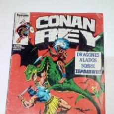 Cómics: CONAN REY 3 - FORUM. Lote 146672422