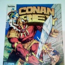 Cómics: CONAN REY 12 - FORUM. Lote 146672754
