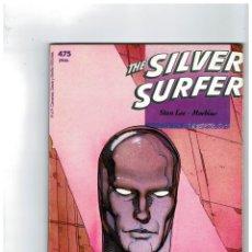 Cómics: THE SILVER SURFER. STAN LEE-MOEBIUS. PRESTIGIO Nº 3. 1989.. Lote 146689546