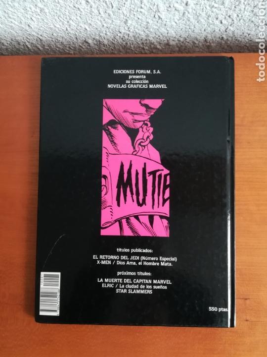 Cómics: X-men La Patrulla X Dios ama, el hombre mata - Forum año 1983 - Primera edición - Mutantes Marvel - Foto 25 - 146753396