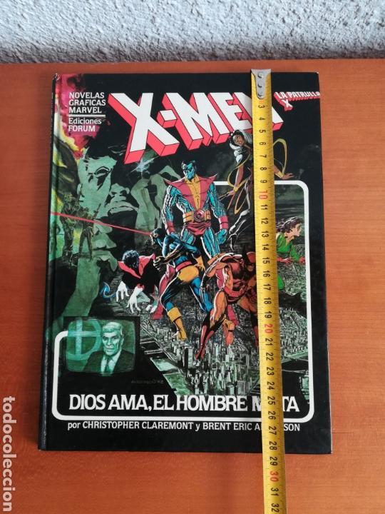Cómics: X-men La Patrulla X Dios ama, el hombre mata - Forum año 1983 - Primera edición - Mutantes Marvel - Foto 30 - 146753396