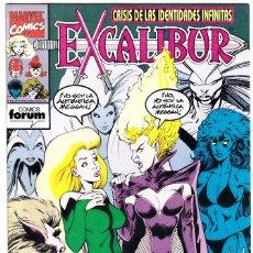 Cómics: EXCALIBUR Nº 46 COMICS FORUM. Lote 146758262