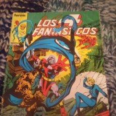 Cómics: LOS 4 FANTÁSTICOS -N 25 - AÑO 1983 4E. Lote 146812142