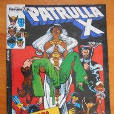 Cómics: LA PATRULLA X - ESPECIAL VACACIONES - 1986- FORUM (AN). Lote 146872298