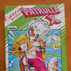 Cómics: LA PATRULLA X - ESPECIAL PRIMAVERA - 1988 - INCLUYE POSTER - FORUM (AK). Lote 146876462