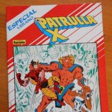 Cómics: LA PATRULLA X - ESPECIAL VERANO - 1988 - FORUM (AK). Lote 146876666