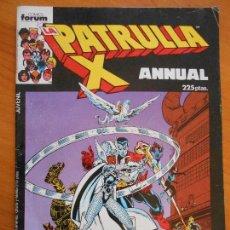 Cómics: LA PATRULLA X - ANNUAL - ESPECIAL VERANO - INCLUYE POSTER - FORUM (AI). Lote 146876886