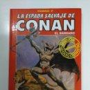 Cómics: LA ESPADA SALVAJE DE CONAN EL BARBARO.- TOMO Nº 7. - EDICION COLECCIONISTAS. - FORUM. TDK358. Lote 146912862