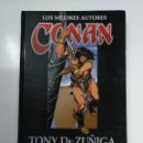 Cómics: LOS MEJORES AUTORES CONAN. TONY DE ZUÑIGA. FORUM. TDK358. Lote 146921278