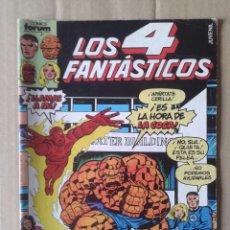 Cómics: LOS 4 FANTASTICOS N° 1 (COMICS FORUM, 1983). 40 PÁGINAS A COLOR. POR WOLFMAN, POLLARD Y BUSCEMA.. Lote 147011721