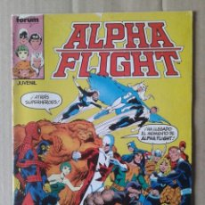 Cómics: ALPHA FLIGHT N°1 (COMICS FORUM, 1985). 36 PÁGINAS A COLOR. POR JOHN BYRNE.. Lote 147011946