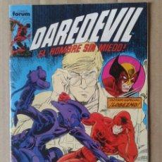 Cómics: DAREDEVIL EL HOMBRE SIN MIEDO N°1 (COMICS FORUM, 1989). 36 PÁGINAS A COLOR POR NOCENTI Y LEONARDI.. Lote 147012137
