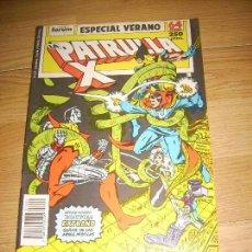 Cómics: LA PATRULLA X ESPECIAL VERANO. Lote 147035750