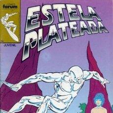 Cómics: ESTELA PLATEADA EDITORIAL PLANETA-DEAGOSTINI Nº 2. Lote 147049046