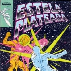 Cómics: ESTELA PLATEADA EDITORIAL PLANETA-DEAGOSTINI Nº 3. Lote 147049126