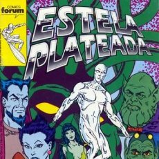 Cómics: ESTELA PLATEADA EDITORIAL PLANETA-DEAGOSTINI Nº 5. Lote 147049254