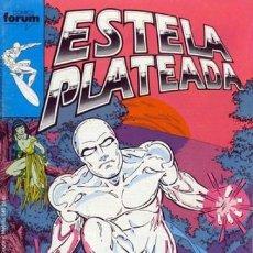 Cómics: ESTELA PLATEADA EDITORIAL PLANETA-DEAGOSTINI Nº 6. Lote 147049302