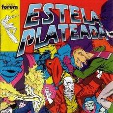 Cómics: ESTELA PLATEADA EDITORIAL PLANETA-DEAGOSTINI Nº 8. Lote 147049406