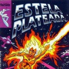 Cómics: ESTELA PLATEADA EDITORIAL PLANETA-DEAGOSTINI Nº 9. Lote 147049470