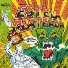 Cómics: ESTELA PLATEADA EDITORIAL PLANETA-DEAGOSTINI Nº 17. Lote 147050158