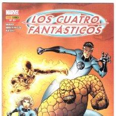 Cómics: LOS 4 FANTASTICOS - AÑO 2 DEL 2005 - PANINI- FORMATO GRAPA - Nº 21. Lote 147052890