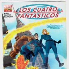 Cómics: LOS 4 FANTASTICOS - AÑO 2 DEL 2005 - PANINI- FORMATO GRAPA - Nº 20. Lote 147053074