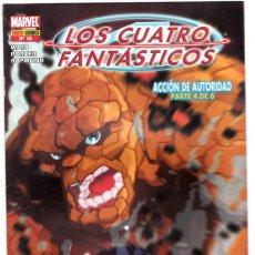 Cómics: LOS 4 FANTASTICOS - AÑO 2 DEL 2005 - PANINI- FORMATO GRAPA - Nº 18. Lote 147054342