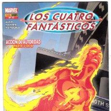 Cómics: LOS 4 FANTASTICOS - AÑO 2 DEL 2005 - PANINI- FORMATO GRAPA - Nº 17. Lote 147054494