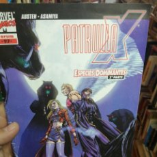 Cómics: PATRULLA X. ESPECIES DOMINANTES. 2A PARTE. Lote 147055010