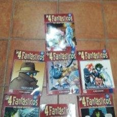 Cómics: LOTE 7 LOS 4 FANTÁSTICOS. 16,17,20,22, 23,24,25. Lote 147057414
