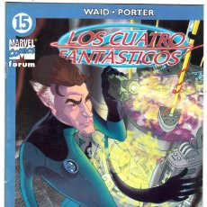 Cómics: LOS 4 FANTASTICOS - VOL V DEL 2004 - FORUM- FORMATO GRAPA - Nº 15. Lote 147113166